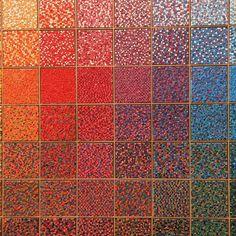 #mozaik #mosaic #mindenmozaik #everythingismosaic #artistic #muveszi #art #kezmuves #ikozosseg #kozosseg #mik #instahun #italy  @pamelairvingart: Colour theory in mosaic #mosaic #mosaics #color #colours #colour #complimentary #pamelairving #spilimbergo