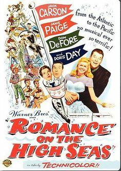 Doris Day's first ever film <3