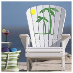 Engraved Adirondack Chair - Choose your design - Outdoor Furniture