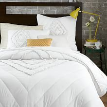 Modern Bedroom Quilts and Shams   west elm