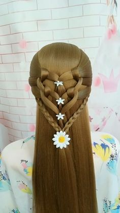 Brown To Blonde Balayage Discover Hairstyle Tutorial 62 Dating Easy Hairstyles For Long Hair, Braids For Long Hair, Pretty Hairstyles, Braided Hairstyles, Brown To Blonde Balayage, Girl Hair Dos, Long Hair Video, Business Hairstyles, Hair Videos