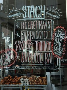 Stach food