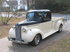 Old Pickup Trucks | ... view in a new window 1940 international 40 pickup truck this truck is