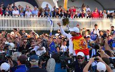 Sergio Garcia, 2012 Ryder Cup, Ryder Cup Celebrations Photos | GOLF.com