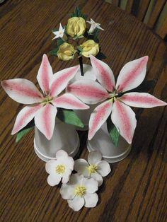 #wiltoncontest  Gumpaste Flowers  Wilton Course 4: Advanced Gumpaste Flowers  Bulk Barn, Carleton Place, ON