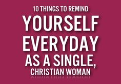mistakes single christian women make with relationships