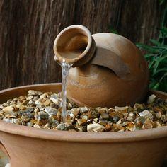 Artemis Cretan Pot Water Feature