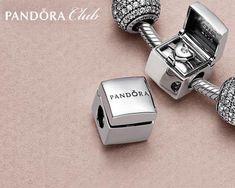 Pandora Club 2014 Charm Details - honestly doesn't impress me. - Yasmeen #pandorapassion