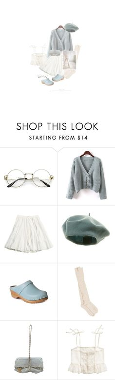 """Après La Classe De Ballet / After The Ballet Class"" by halfmoonrun ❤ liked on Polyvore featuring CÉLINE, Troentorp, PACT, Chanel and Madewell"