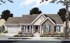 House Plan chp-27601 at COOLhouseplans.com