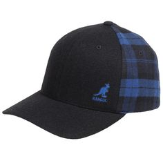 a664c0754522d Kangol Varsity Checks Flexfit® Baseball Cap (For Men)) Men s Hats