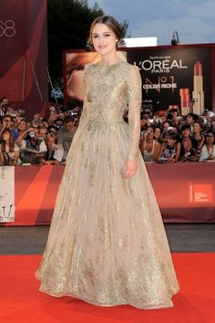 "Keira Knightley - ""A Dangerous Method"" Premiere at the Venice Film Festival"
