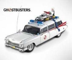 Ghostbusters Ecto-1 1:18 die cast
