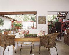 Casa de praia em Ilhabela - Yraê Aranha, Lydia Garcia e Bianca Farinazzo