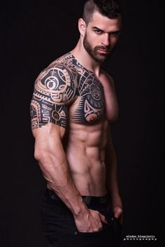 Beard and Ink - mladenphotography