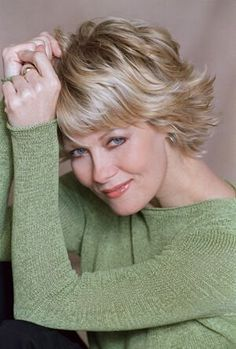 Barbara Niven - she's all over The Hallmark Channel. Love her!