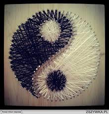 Resultado de imagen de string art