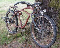 Monster Metal bike 118 by larryleelangdon, via Flickr