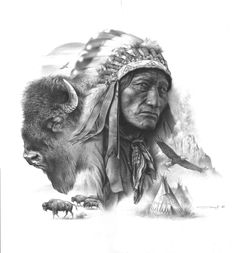 Canadian artist Denis Mayer Jr from Burnaby British Columbia creates art in Pencil with subject matter Native Art. Check Denis Mayer Jr, art in our online art gallery. Native American Drawing, Native American Tattoos, Native American Children, Native American Warrior, Native American Pictures, Native American Artwork, Native American Quotes, Native American Beauty, American Indian Art