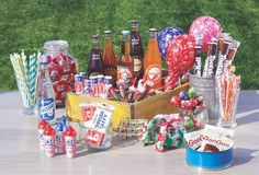 Nostalgic Candy at Cost Plus World Market >> #WorldMarket Vintage Cool