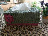 Crochet Cover Box Tissue #crochet #coverboxtissue #knitting #rajut