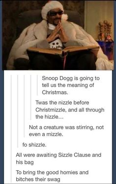 The Meaning of Christmizzle(full version)