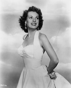Maureen O'Hara - amazing, feisty, tough woman.  I admire her greatly.  She will be missed.