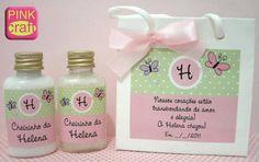 Kit Hidratante + Sabonete + Sacolinha | Pink Craft  | 1A58B8 - Elo7