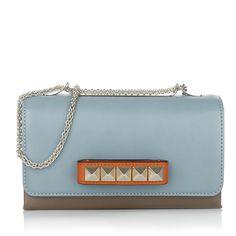 Valentino Rockstud Mini Bag Multi-Colored Himmlisch Blau bei Fashionette