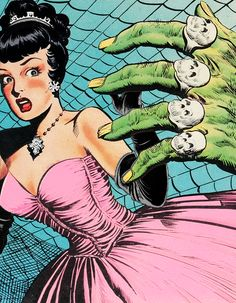 vintagegal:  Ellery Queen #1 (1949)