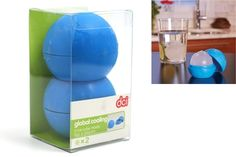 Global Cooling - Ice Cube Mold - I MUST OWN THESE!!!