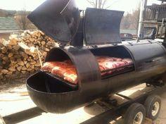 Pic 75 | SMOKER /BBQ IDEAS | Pinterest | Bbq, Bbq smoker trailer and Grilling