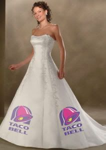 This Bride-to-Be Made a Wedding Dress from Taco Bell Wrappers and ...