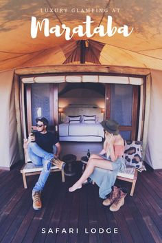 glamping in south africa
