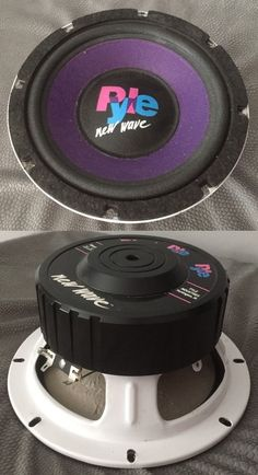PYLE New Wave PLBW104 10 inch SVC Subwoofer. Made in Huntington IN USA