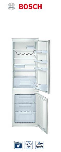 Réfrigérateur combiné intégrable | Confort | Fixation de porte par glissières | Volume partie réfrigérateur : 203L | Volume partie congélateur : 71L