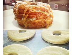Cronut in Dubai #cronut #dubai http://www.dubaiconfidential.ae/food-and-drinks/crazy-cronut/