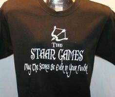 STAAR GAMES, $15.00 Cute Teacher Tshirt!