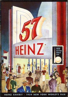 Heinz Exhibit. 1939 New York World's Fair. / Smithsonian Institution Libraries
