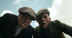 Tommy & Johnny Dogs | Peaky Blinders