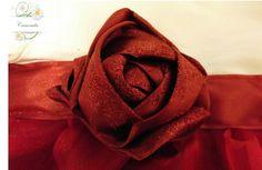 Rosa vestido Natalino