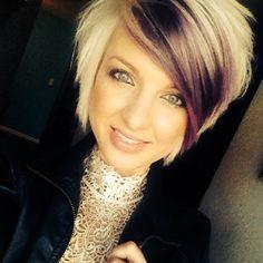 Short Cropped Hairstyles For Fine Hair Hair Color And Cut, Haircut And Color, Pelo Halle Berry, Short Hair Cuts, Short Hair Styles, Razor Cut Hair, Corte Bob, Sassy Hair, Hair Affair