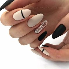 Matte nails are so popular in the beauty world these days. In case you were looking for perfect nails, we have picked out 40 matte nail designs for you to try. Gold Nails, Matte Nails, Fun Nails, Matte Almond Nails, Acrylic Nails, Maroon Nails, Matte Gold, Gold Nail Designs, Beautiful Nail Designs