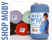 The Moby Wrap is amazing. World Changing for our little family. A Must-Have for any new mom or dad.