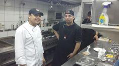 Kitchen staff #DoppioZero #Egypt Egypt, Chef Jackets, Zero, Restaurant, Kitchen, Cooking, Diner Restaurant, Kitchens, Restaurants
