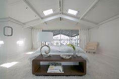 Bedroom views of the Marina