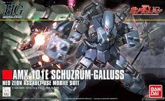 Schuzrum Galluss – TokoGundam.com