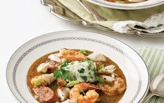 Shrimp and Crab Gumbo