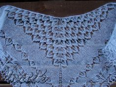 Ravelry: May Shawl by Irena D