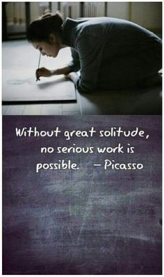 I crave solitude.i need solitude. Great Quotes, Quotes To Live By, Me Quotes, Motivational Quotes, Inspirational Quotes, Art Qoutes, Art Sayings, Famous Quotes, Wisdom Quotes